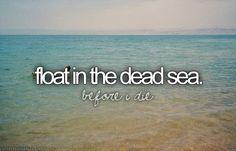 the bucket list, bucketlist, buckets, seas, dream, dead sea, life goals, place, bucket lists