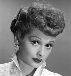 """""""I'm not funny, what I am is Brave"""" Lucille Ball"""