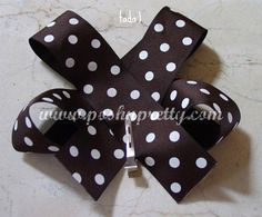 Free HairBow Instructions: hairbow free directions, hair bow business work at home