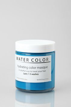 Water colour for hair