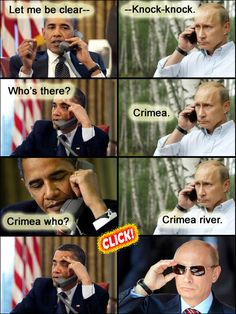 knock knock whos there crimea