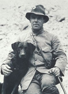 George Forrest was a prolific and adventurous plant hunter. He collected over 30,000 specimens whilst travelling across NW Yunnan, SW Sichuan, SE Tibet and NE Upper Burma. As well as herbarium specimens, he brought back vast quantities of seed, introducing many garden plants including a large number of Rhododendron and Primula species.