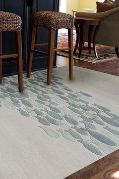 live rug, coastal live, fish rug, cherri blossom, rugs, cherry blossom rug, cherry blossoms