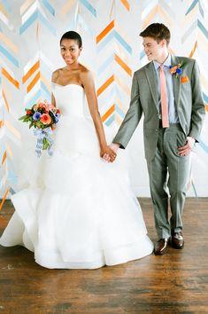DIY Confetti Pop Wedding & Party Photo Backdrop