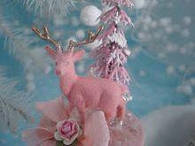 pink raindeer