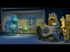 Monsters, Inc. (2001) FULL MOVIE Monsters generate their city's power by scaring children, but they are terribly afraid themselves of being contaminated by children, so when one enters Monstropolis, top scarer Sulley finds his world disrupted.    Directors: Pete Docter, David Silverman,   Writers: Pete Docter  Jill Culton , and 7  Stars: Billy Crystal, John Goodman and Mary Gibbs SUBSCRIBE Anton Pictures George Anton FULL MOVIE LIST www.YouTube.com/AntonPictures