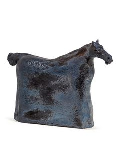 Ceramic Horse by SHINE by S.H.O on Gilt Home