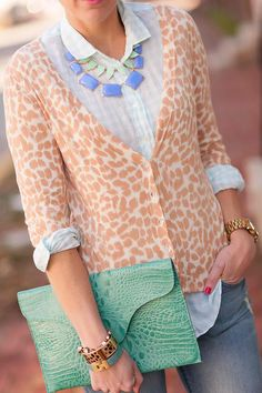 Pastel Palette #fashion #clutch #streetstyle