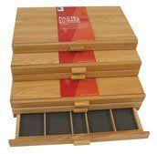 art crafts, art studio, storage boxes, storag box, drawer wood, artist art, pastel storag, drawer slide, dakotaartpastelscom stackabl