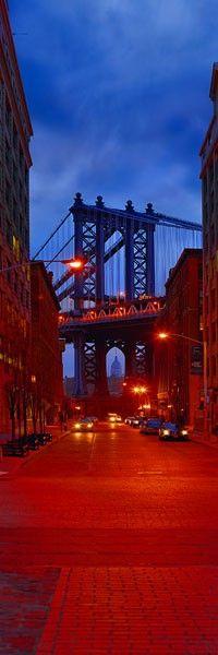 Brooklyn Twilight - New York 2012 - The Work