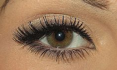How to apply false lashes - plus some of the best eyeshadow tutorials!