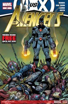 sciencefiction.com Comic Book Review: 'Avengers' #27