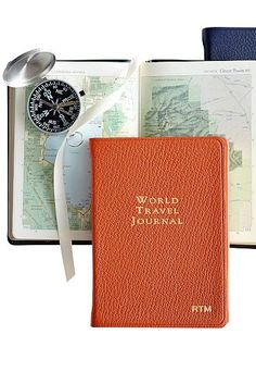 leather bound world travel journal http://rstyle.me/n/j63frr9te