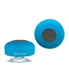 Splash Shower Tunes: If you like to sing while you scrub-a-dub-dub, suction this waterproof Bluetooth speaker to the wall of your shower.