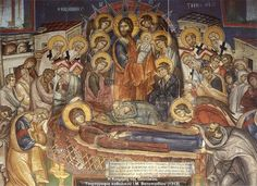 MYSTAGOGY: Dormition of the Theotokos Resource Page