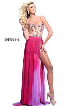 Sherri Hill 21132 #SherriHillStyle