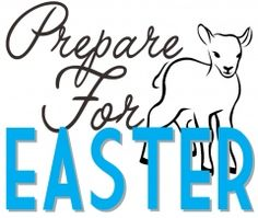 Are you ready for Easter? Devotional Ideas for Easter compiled on WITT.