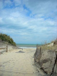 Sandbridge Beach Virginia.