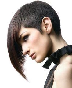 Farb-und Stilberatung mit www.farben-reich.com - Short Punk HairCut