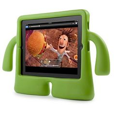 iGuy for the new iPad - Lime