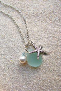 Love this, love sea glass.