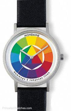 Mondaine Spectrum Watch