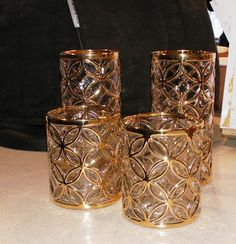 gorg!  Orion Designs: Vintage Glassware