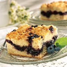 Knott's Berry Farm Blueberry Coffee Cake Recipe coffee cakes, sweet, blueberri coffe, food, breakfast, coffee cake recipes, yummi, blueberries, coffe cake