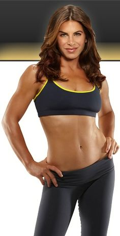 I now own three Jillian Michaels DVDs. She really knows how to work all you muscles to get results! exercise