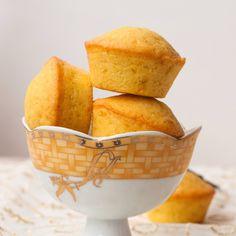 Ванилови мъфини / Vanilla muffins