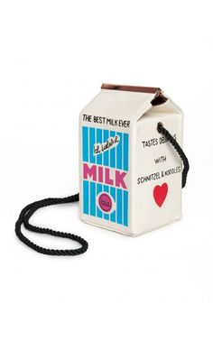 Milk Carton Purse