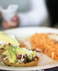Travel Photo of the Day: Sopes — Sopes are typically served with refried beans, a choice of meat, lettuce, and sour cream