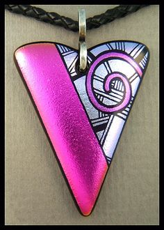 DICHROIC GLASS & ART ~ silvermoonlyn - Lynette Owen - Picasa Web Albums