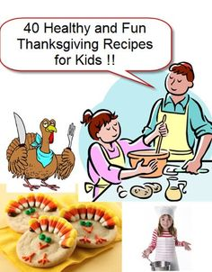 "$5.99 Baby Thanksgiving Recipes - 40 Healthy and Fun ideas for Kids. The Help of Fast recipes that your kids will love and eat to live happy!! - Our kids are the most precious people in the world. A healthy and happy kid means the world to me. That's why this Thanksgiving recipe book is designed specially for kids. With interesting names such as ""Iron Boy Bread Sandwich"" or ""Dragon Balls,"" your  ..."