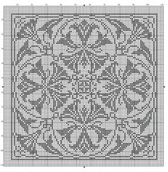 A series of really beautiful square designs
