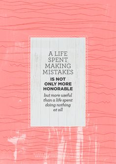 Making Mistakes | Striking Truths