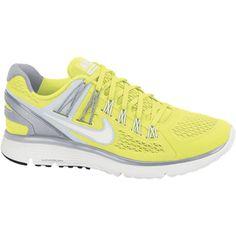 Nike LunarEclipse+ 3 Women's Running Shoes - Volt, 8 $135