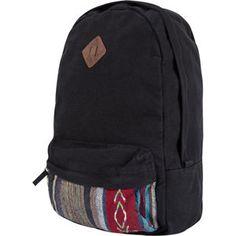 Ethnic Stripe Backpack