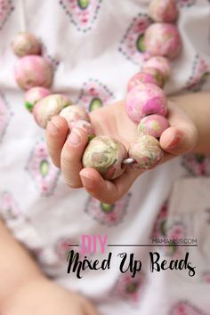 DIY Mixed Up Beads -