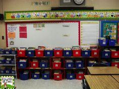 Fourth Grade Classroom Tour!