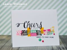Such cuteness by Laura Williams!