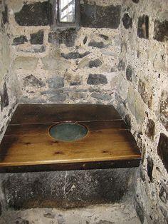Henry VIII's Privy = toilet