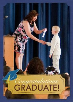 Create custom cards for life's accomplishments like graduation with the Martha Stewart CraftStudio app.