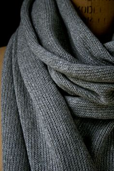 lace weight scarf- free pattern