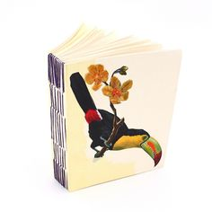 Toucan Longstitch Journal by Ruth Bleakley #bookbinding