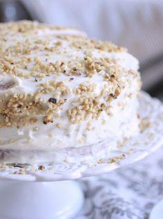 Authentic Italian Cream Cake | For The Feast