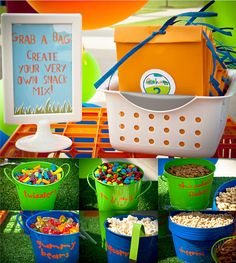 Cute ideas for kids party