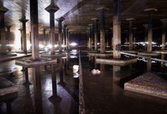 Bolton underground bunker