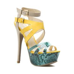Shoedazzle found on Polyvore