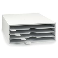 We R Memory Keepers - Albums Made Easy Organizer - Sleeve Shelves at Scrapbook.com